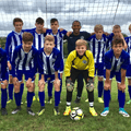 U15 Storm earn a point at Didcot Town..!