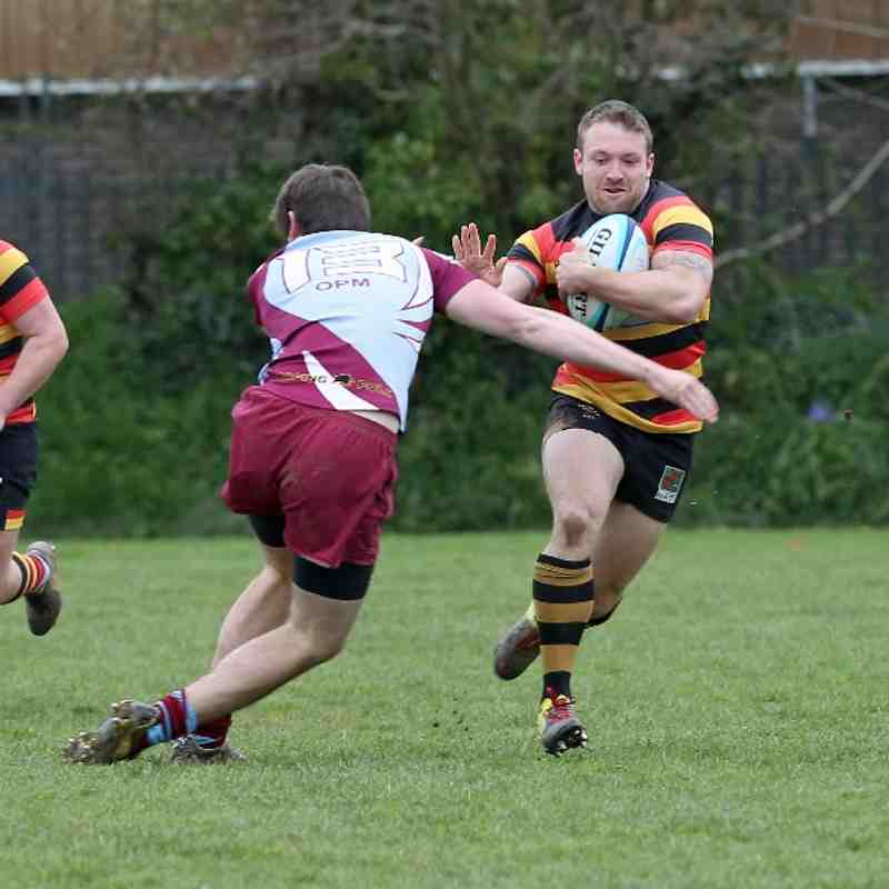 Saltash v OPM's 12 4 14