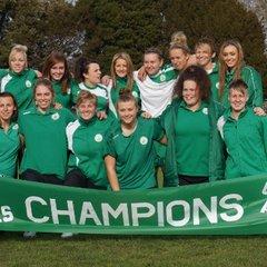 Reserve Champions 2013-2014