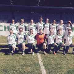 Chichester City Ladies 4-0 Cheltenham Town Ladies