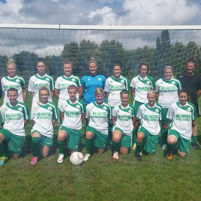 Hassocks 1 - 3 Chichester City Ladies DS