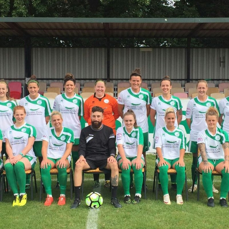 Haringey Borough Ladies 2 - 8 Chichester City Ladies