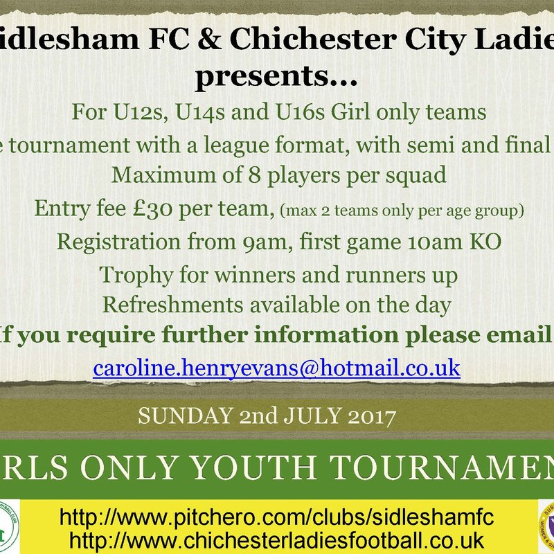 Youth Tournament