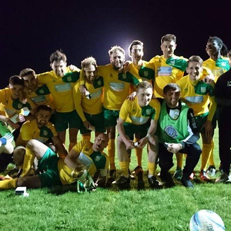 Sidlesham 2 - 0 Westfield