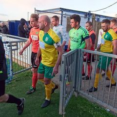 SCFL Challenge Cup Final 2016-2017