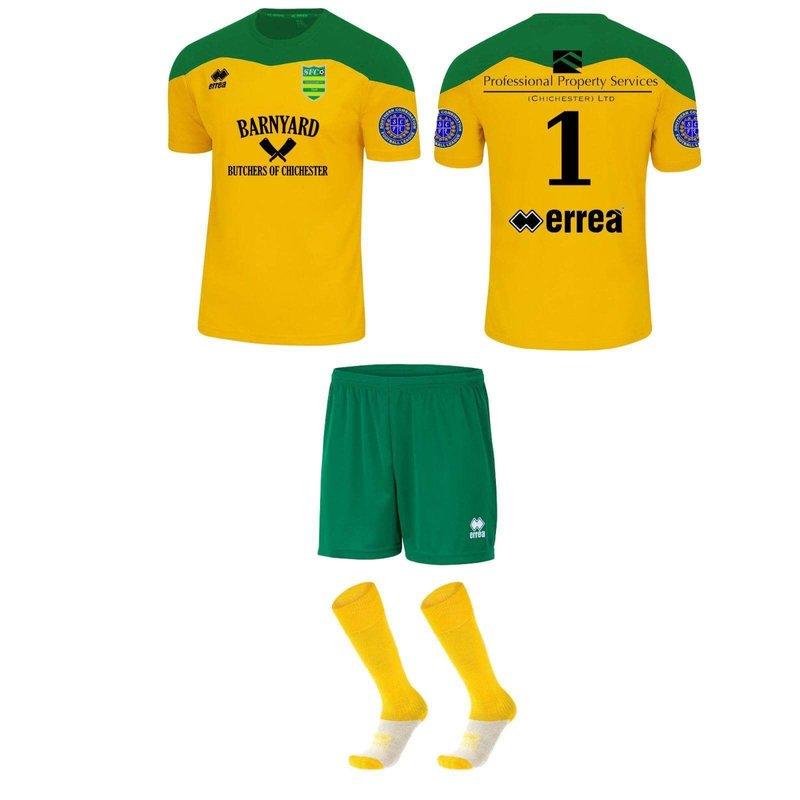 New First Team Kit 2017-2018