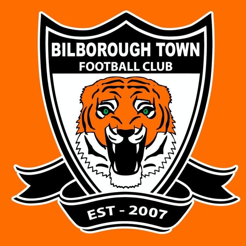 BILBOROUGH TOWN lose to Ruddington Village 0 - 2