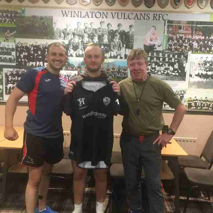 NEW SIGNINGS - LIAM O'HALLERON