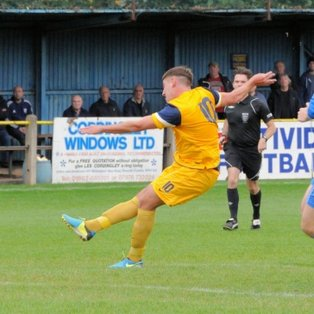GORNAL GET SIX OF THE BEST