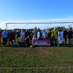 Sutton Rangers Charity Fancy Dress Match