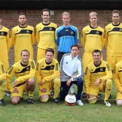 Bookham FC Team Photo 2012/2013