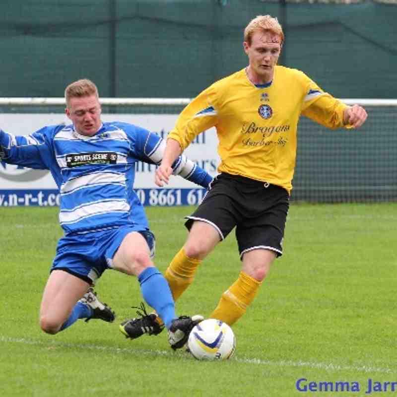 Epsom & Ewell FC v Badshot Lea FC 2013/14 (Home)