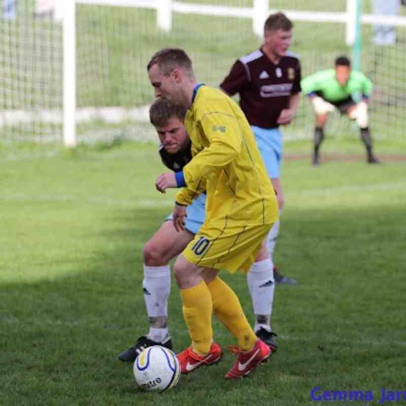 Epsom & Ewell FC v Farnham Town FC 2013/14 (Away)
