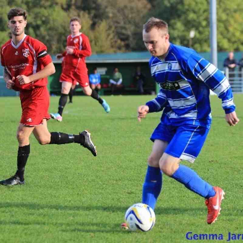 Epsom & Ewell FC v Frimley Green FC 2013/14 (Home)