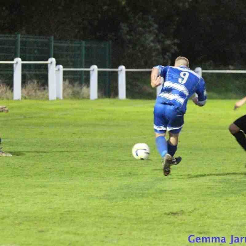 Epsom & Ewell FC v Hanworth Villa FC 2013/14 (Away)