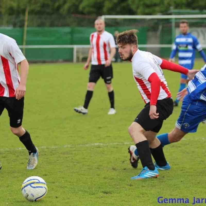 Epsom & Ewell FC v Hanworth Villa FC 2013/14 (Home)