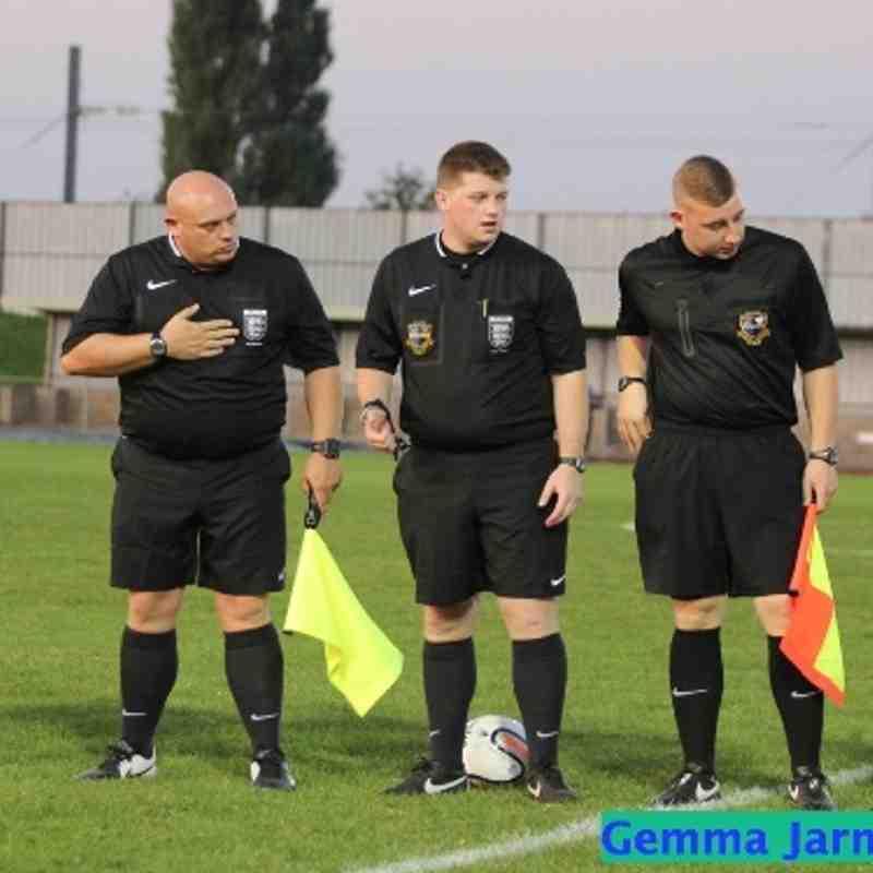 Epsom & Ewell FC v Croydon FC 2014/15 (Away) FA Cup Preliminary Round (Replay)