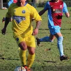 Epsom & Ewell FC v Horley Town FC 2015/16 (Away)