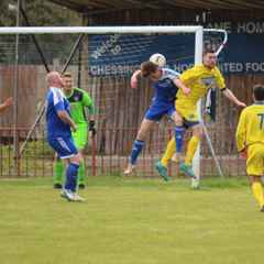 Epsom & Ewell FC v Chessington & Hook United 2015/16 (Away)
