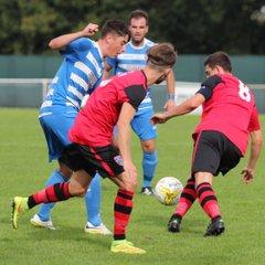 Epsom & Ewell FC v Knaphill FC 2016/17 (Home)