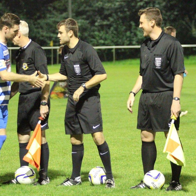 Epsom & Ewell FC v Westfield FC 2016/17 (Away)