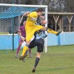 Epsom & Ewell FC v Spelthorne Sports FC 2016/17 (Away)
