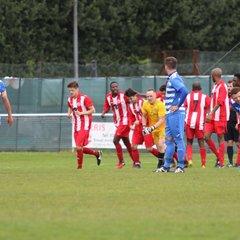 Epsom & Ewell FC v Colliers Wood FC 2016/17 (Home)