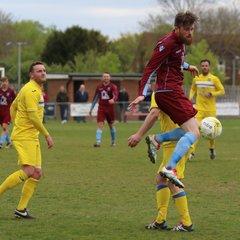Epsom & Ewell FC V Horley Town FC 2-16/17 (Away)