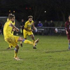 Epsom & Ewell FC v Horley Town FC 2017/18 (Away)