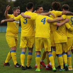 Epsom & Ewell FC v Chessington & Hook Utd 2018/19 (Away)