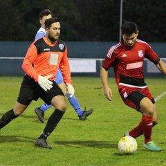 Epsom & Ewell FC v Frimley Green FC 2018/19 (Home)