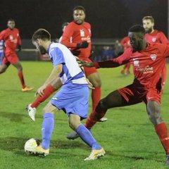Epsom & Ewell FC v Kensington Borough FC 2018/19 (Home)