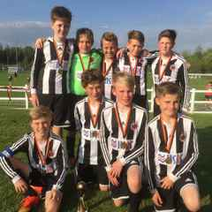 Clifton United Tournament Winners