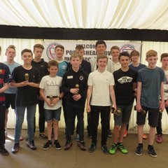 Youth under 14's Awards Presentation