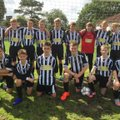 Youth U15's beat Banwell Juniors 2 - 4