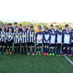 Juniors under 13s - Cup Final