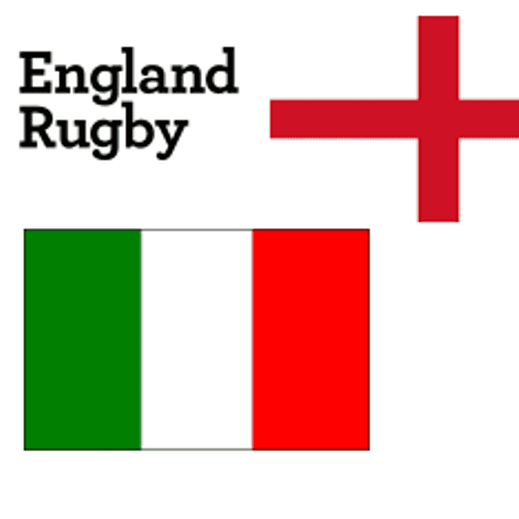 England v Italy ~ Twickenham 6 Nations