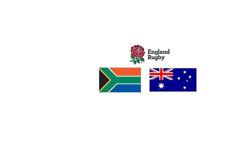 England v South Africa and Australia