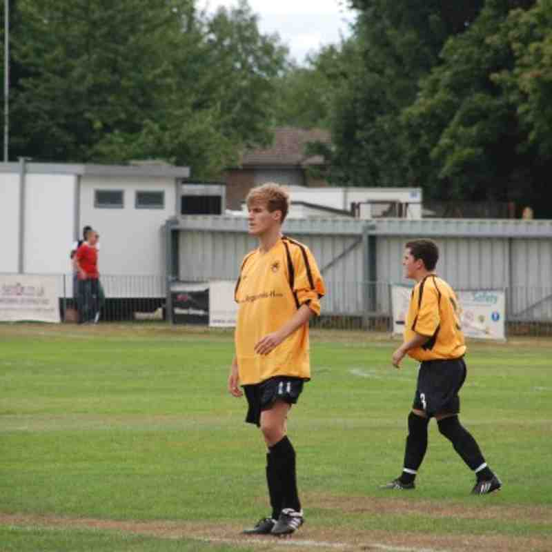 Banstead vs Horley - 7th August
