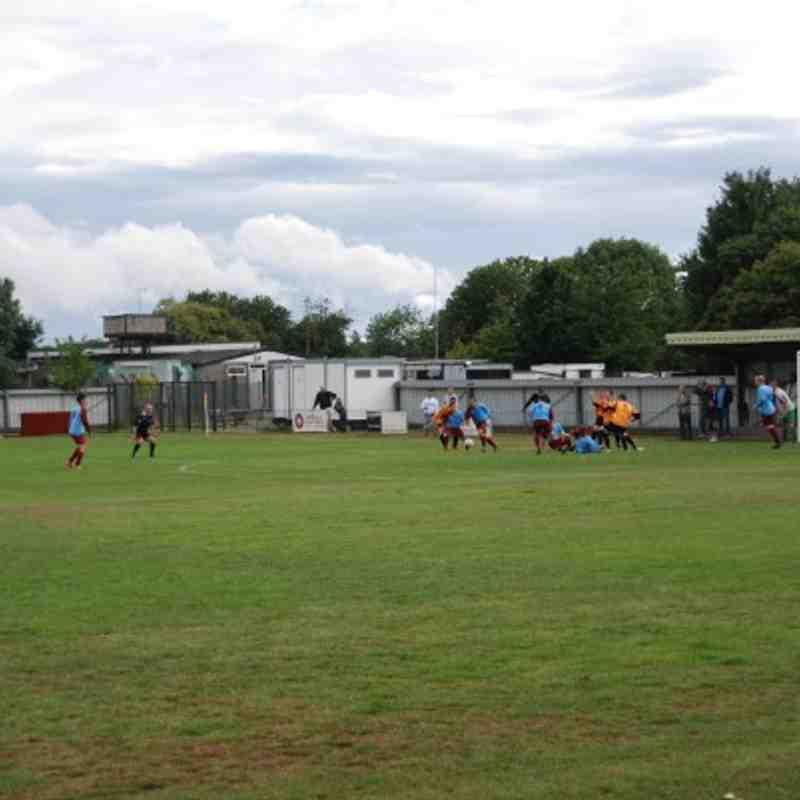 Banstead vs Horley - 7th August