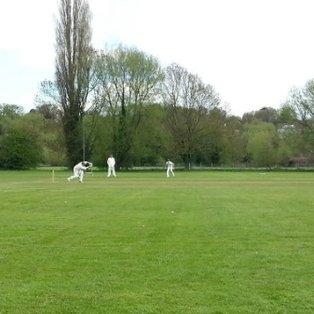 U9 : Rickmansworth brushed aside by Chorleywood