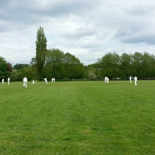 Ricky march up the table with win in the Park
