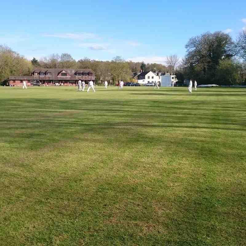 2nd XI v Northwood Town Cricket Club - 30th April 2016