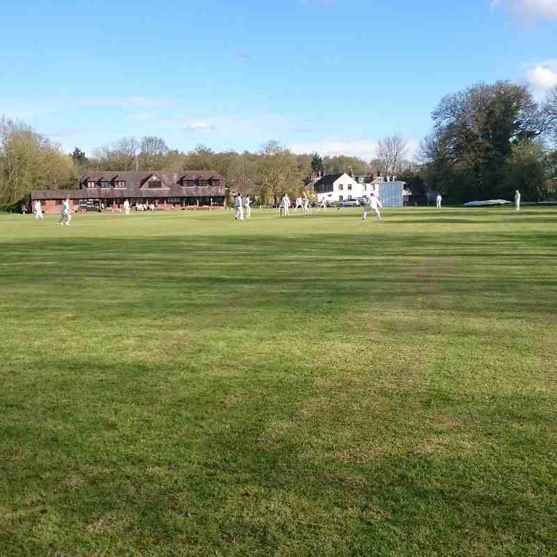 2nd XI v Northwood Town Cricket Club - 30th April 2016