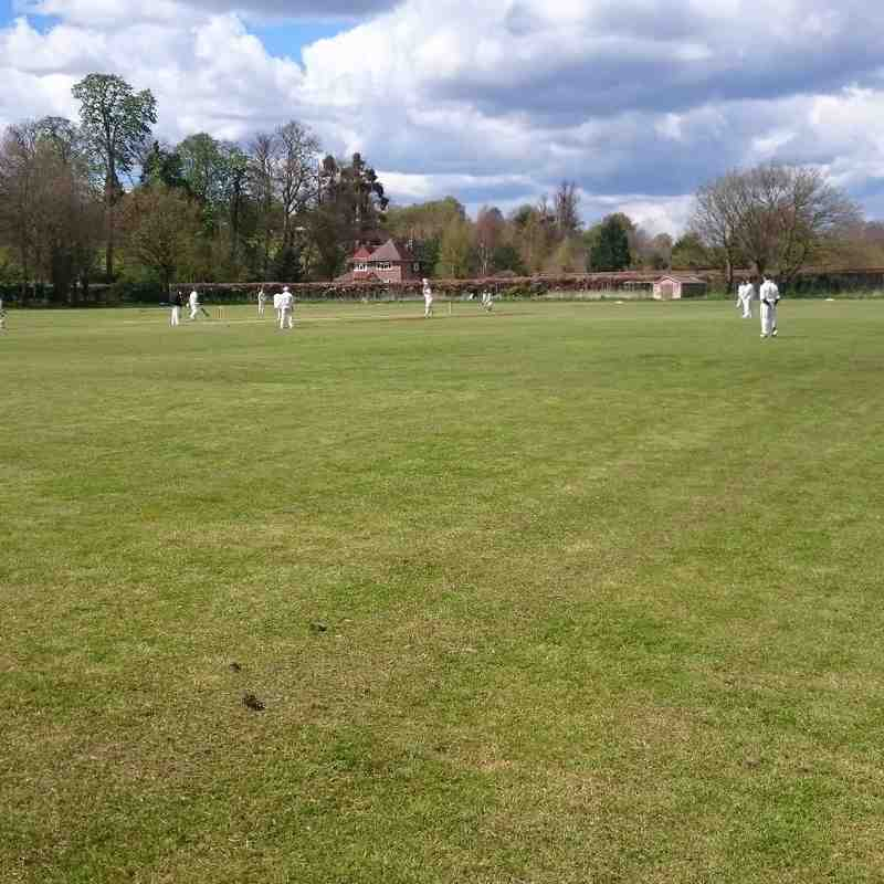 3rd XI v Marlow CC - 30th April 2016