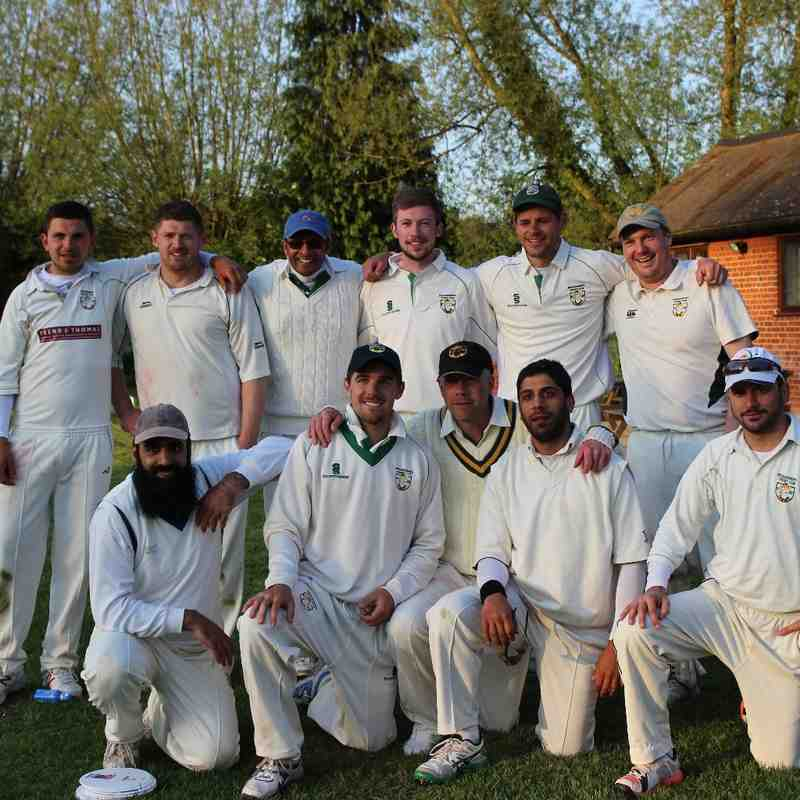 1st XI v Radlett III - 14th May 2016