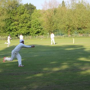 Ricky lose thriller to Ickenham by 1 wicket
