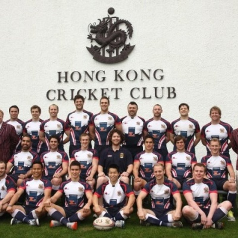 Herbert Smith Freehills HKCC lose to HKFC 31 - 12