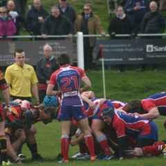 Burn fail to upset Kirkby