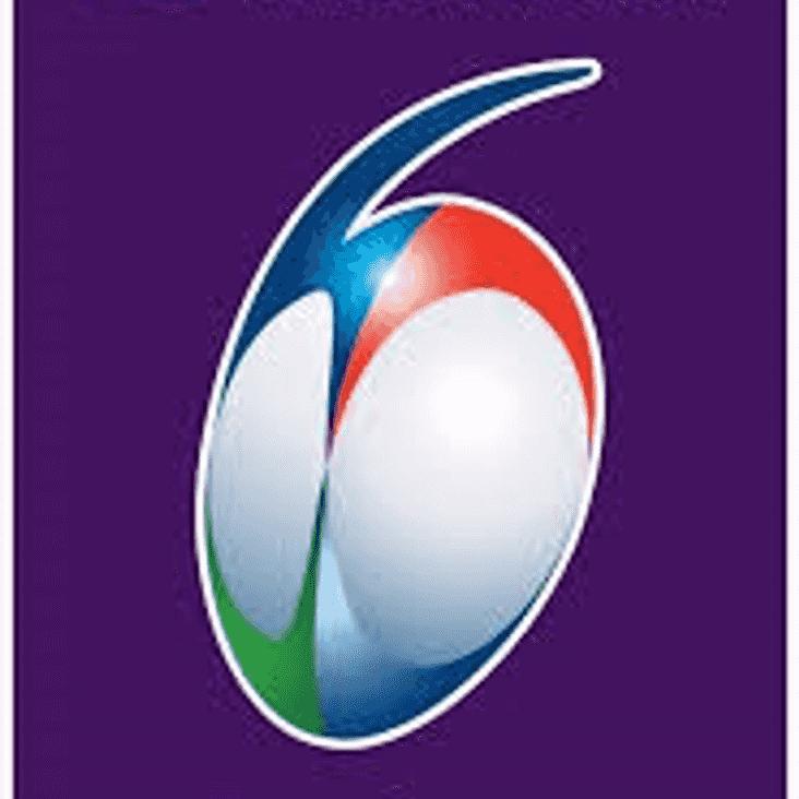 6 Nations predictor league week 5